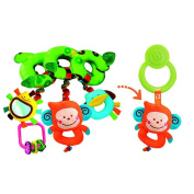 3-in-1 Loop and Link Pals