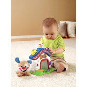 Fisher-Price Laugh & Learn Puppy's Playhouse