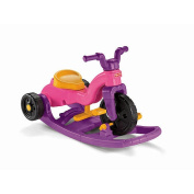 Fisher Price Rock Roll 'n Ride Tricycle - Girls