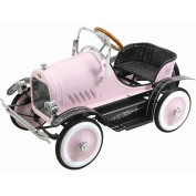 Big Toys USA KL-20136 Deluxe Roadster Pedal Car Pink