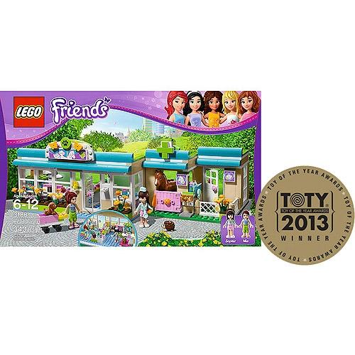 Lego Friends Heartlake Vet 3188 By Unbranded Shop Online For