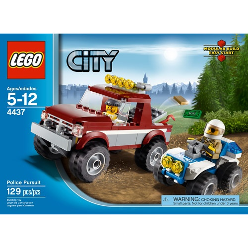Lego City Police Pursuit Lego Shop Online For Toys In New Zealand