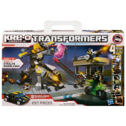 Kre-O Transformers Playset - Stealth Bumblebee