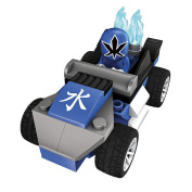 Mega Bloks Power Rangers Samurai Blue Pocket Racer