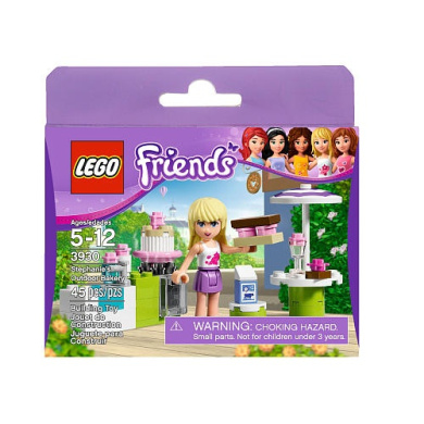 LEGO Friends Stephanie's Outdoor Bakery
