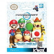 K'NEX Wii Mario Kart Mystery Figure Pack -