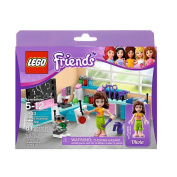 3933 Lego Friends - The Workshop Olivia Inventions