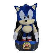 Jazwares Toys Sonic 20Th Anniversary 38cm Jumbo Plush Figure Sonic Classic