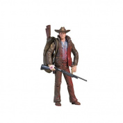 McFarlane Toys The Walking Dead COMIC Series 1 Exclusive Action Figure Officer Rick Grimes Blood Splattered Variant