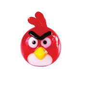 Angry Birds Glass Figurines - Red Bird