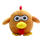 Chuckimals 'I Say What He Said' Plush Doll - Chicken