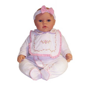 Me and Molly P. 46cm Vinyl Addison Doll