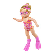 Baby Born 33cm 'Mommy, Look I can Swim' Doll