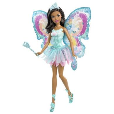 Barbie Beautiful Fairy Doll - Nikki