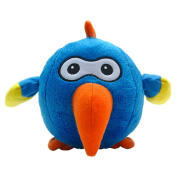 Chuckimals 'I Say What He Said' Plush Doll - Parrot