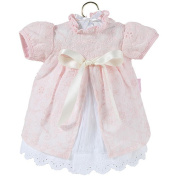 Corolle Les Classique Collection Pink Eyelet Dress & Shrug - Fits up to 43cm Baby Doll
