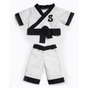Shen the Panda's A Martial Artist Outfit Pack - The Adventures of Zylie the Bear