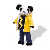Shen the Panda's Rockin' in the Rain Outfit Pack - The Adventures of Zylie the Bear