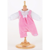 Corolle Pink Overalls Set for 17 inch Doll
