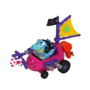 KooKoo Zoo Krack Up Vehicle - Pirate Ship