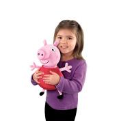 Fisher-Price Hug 'n Oink Peppa Pig Talking Plush