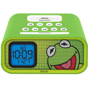 iHome Dual Alarm Clock and Speaker System, Kermit the Frog