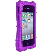 M-Edge Supershell Jacket for iPhone 4/4S - Purple