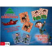 Arthur Christmas Memory Match Game