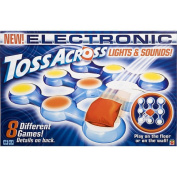 Electronic Toss Across Game