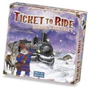 Days Of Wonder Ticket To Ride Nordic