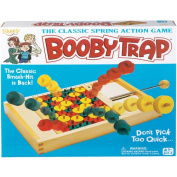 Classic Wood Booby Trap Game