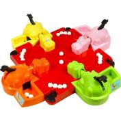 Hasbro Elefun & Friends Hungry Hungry Hippos Game