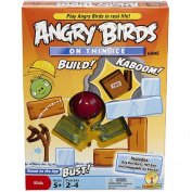 Mattel Games Angry Birds On Thin Ice