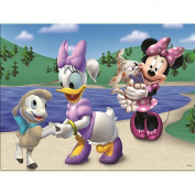 Disney Minnie Mouse Bow-tique Lenticular Puzzle, 24 Pieces