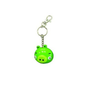 Angry Birds Figure Keychain - Green Pig