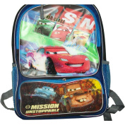 Disney Pixar Cars Backpack - Finn McMissile and Mater