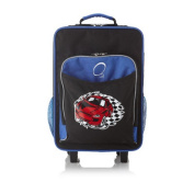 O3 Kids Racecar Luggage With Integrated Cooler