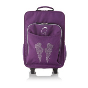 O3 Kids Angel Wings Luggage With Integrated Cooler