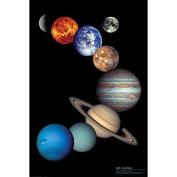24 x 36 Poster - NASA Solar System