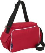 Wildkin Keep it Cooler Lunch Box - Cardinal Red