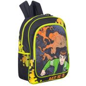 Ben 10 41cm Backpack - Black