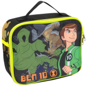 Ben 10 Alien Grab Insulated Lunch Tote - Black