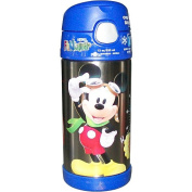 Thermos FUNtainer Beverage Bottle - Aviator Mickey Mouse
