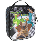 Pokemon New Heroes Insulated Lunch Tote - Black