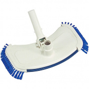 Deluxe Large Vacuum Head with Side Brush