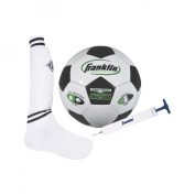Franklin Sports Complete Youth Soccer Set with Pump - Size 4