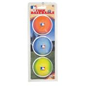 Franklin Sports MLB 3 Pack Foam Balls