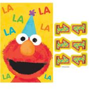 ShindigZ Party Game - First Birthday - Sesame Street