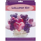 Lorann Oils L4240 Hearts and Bears Lollipop Kit
