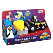 Fisher-Price Madagascar 3 Rico's Launch and Go Roadster